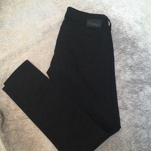 Mavi skinny jeans. Black.